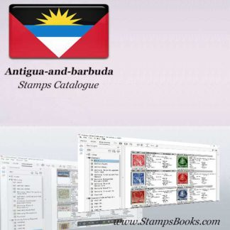 Antigua and barbuda Stamps Catalogue