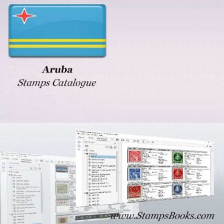 Aruba Stamps Catalogue