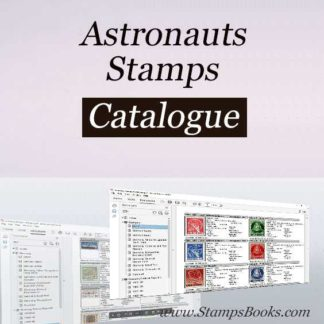 Astronauts stamps