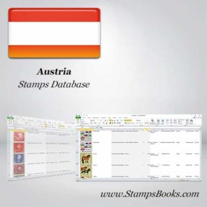 Austria Stamps dataBase