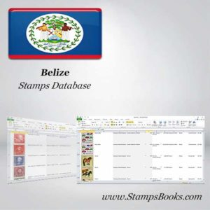Belize Stamps dataBase
