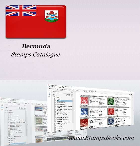 Bermuda Stamps Catalogue