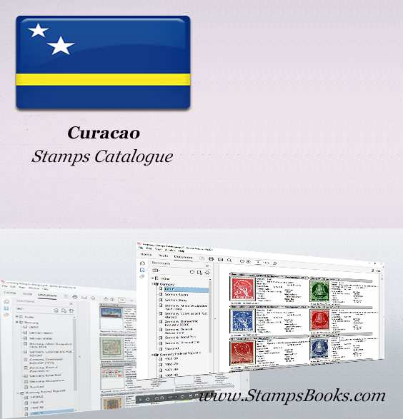 Curacao Stamps Catalogue