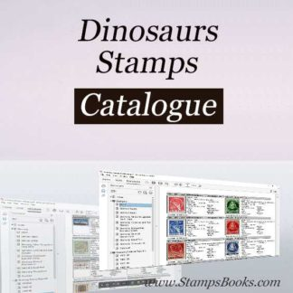 Dinosaurs stamps