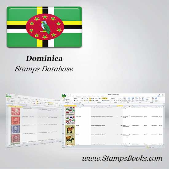 Dominica Stamps dataBase