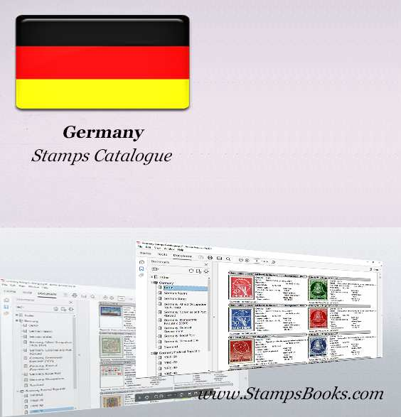 Germany Stamps Catalogue