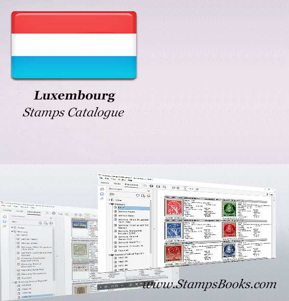 Luxembourg Stamps Catalogue