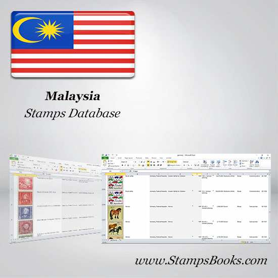 Malaysia Stamps dataBase