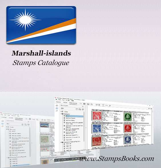 Marshall islands Stamps Catalogue