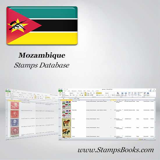 Mozambique Stamps dataBase