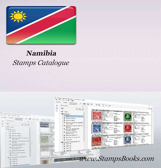 Namibia Stamps Catalogue