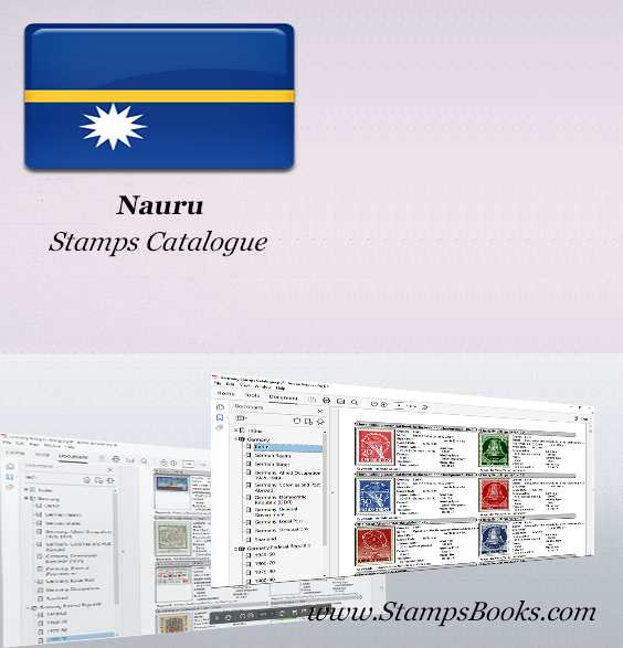 Nauru Stamps Catalogue