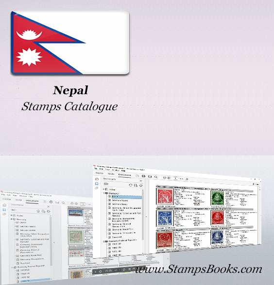 Nepal Stamps Catalogue