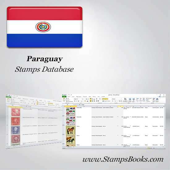 Paraguay Stamps dataBase