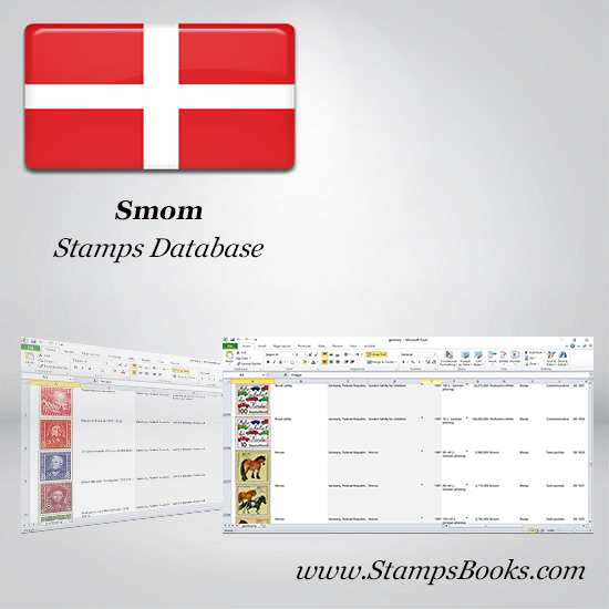 Smom Stamps dataBase