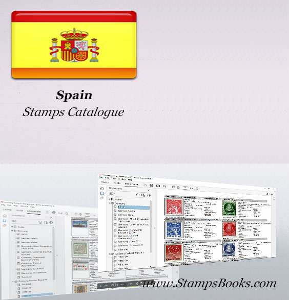 Spain Stamps Catalogue