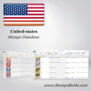 United states Stamps dataBase