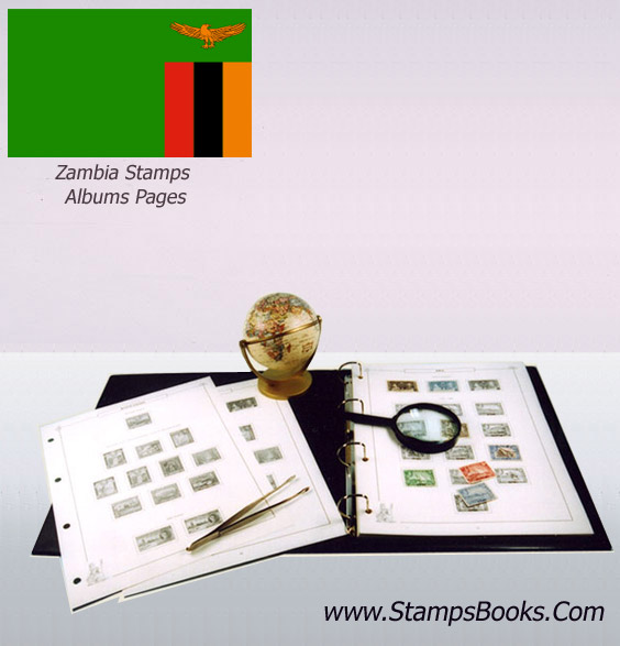 zambia stamps