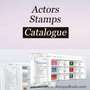 Actors stamps