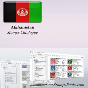 Afghanistan Stamps Catalogue