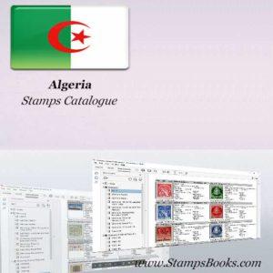 Algeria Stamps Catalogue