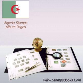 Algeria stamps