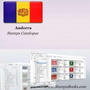 Andorra Stamps Catalogue