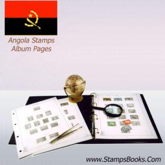 Angola Stamps