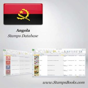 Angola Stamps dataBase