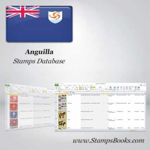 Anguilla Francobolli Database