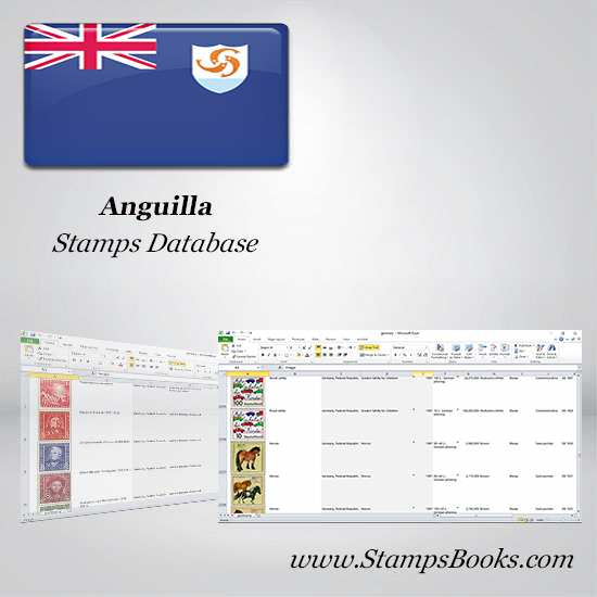 Anguilla Stamps dataBase
