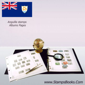 Anguilla stamps