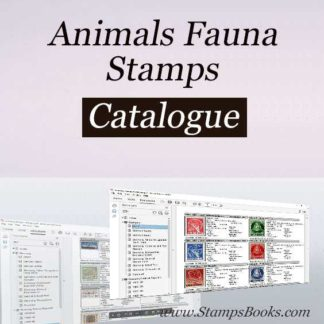 Animals Fauna stamps
