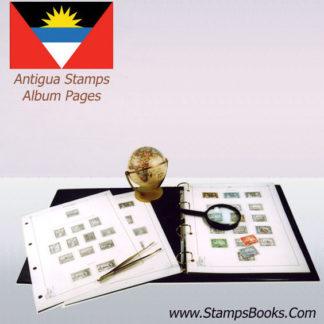 Antigua Stamps