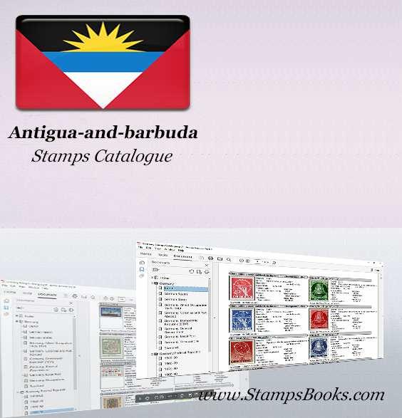 Antigua and barbuda Stamps Catalogue