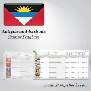 Antigua and barbuda Stamps dataBase