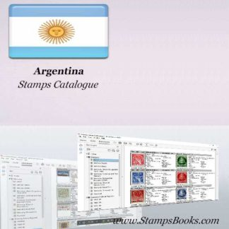 Argentine Timbres Catalogue