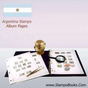 Argentina stamps