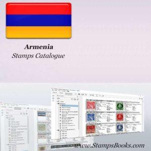 Armenia Stamps Catalogue