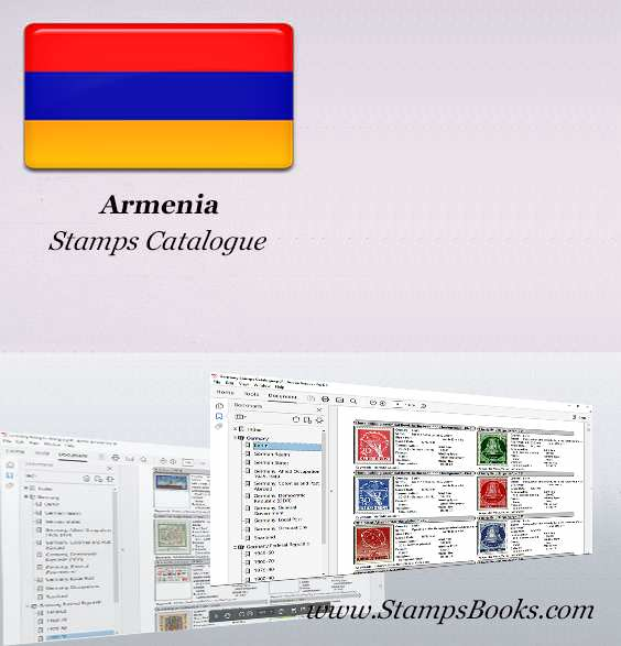Armenia Stamps Catalogue
