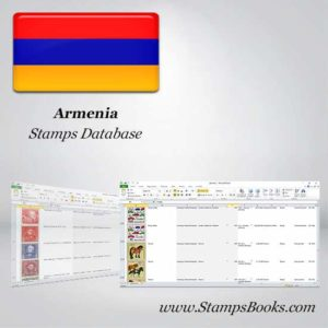 Armenia Stamps dataBase