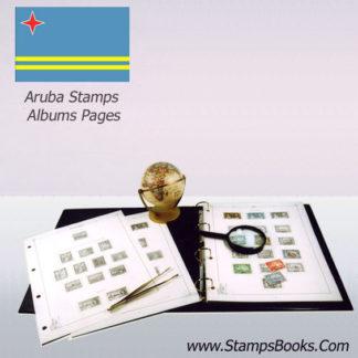Aruba Stamps