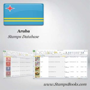 Aruba Stamps dataBase