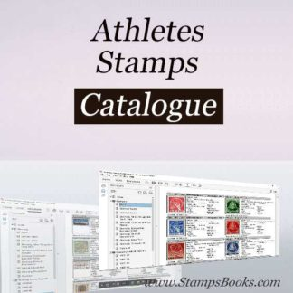 Athletes stamps