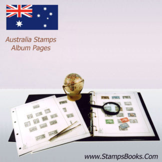 Timbres Australie