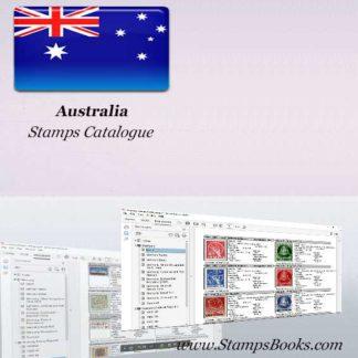 Australien Briefmarken Katalog