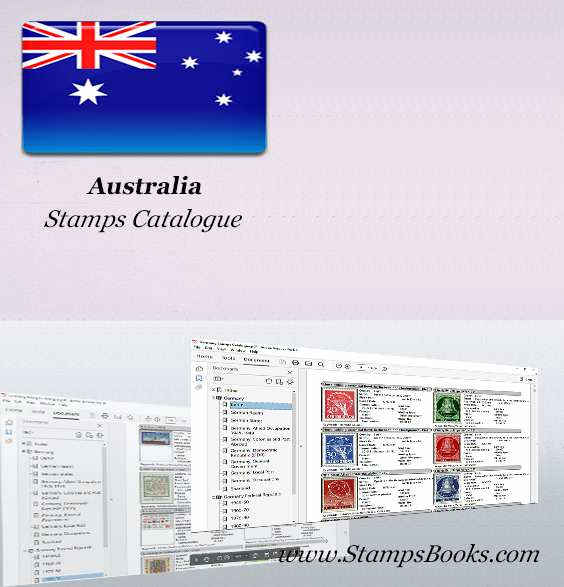 Australia Stamps Catalogue