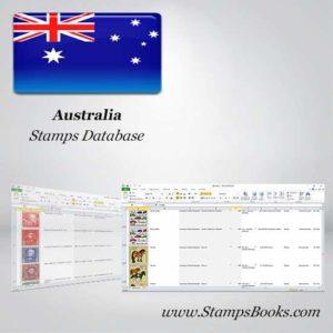 Australia Stamps dataBase