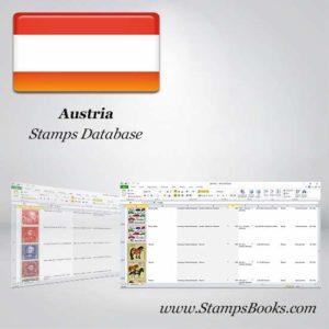 Austria Sellos de base de datos