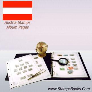 Austria stamps